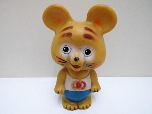 レトロおもちゃ ソフビ 東京相互銀行
